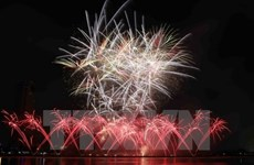 Des événements programmés pour le festival de feu d'artifice de Da Nang