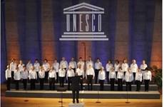 Le chœur Quê hương au Festival International de Chant Choral de Paris