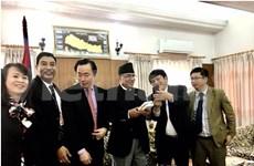 VNPT cherche de nouvelles opportunités de coopération au Népal