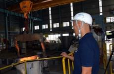 Inauguration d'une usine de moules pour produits mécaniques à Da Nang