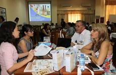 Denrées alimentaires : des entreprises australiennes sondent Ho Chi Minh-Ville