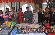 Le Vietnam à la Semaine culturelle internationale au Mexique