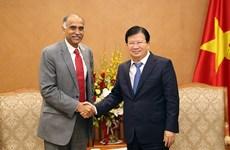 Le Vietnam souhaite promouvoir sa coopération avec l'Inde, le Bélarus et les Pays-Bas