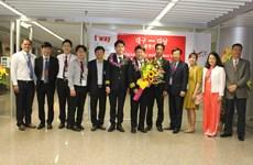 La compagnie aérienne sud-coréenne T'way Air ouvre une ligne Da Nang-Daegu