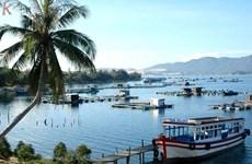 Borne de souveraineté : fierté de la population de la commune insulaire de Tiên Hai