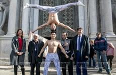 Performance : les frères fantastiques du cirque du Vietnam