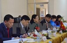 Vietnam-Cambodge: les Fronts de la Patrie renforcent leur coopération