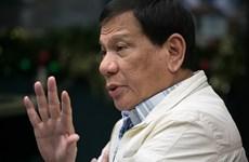 Le président philippin commence sa tournée dans trois pays du Golfe
