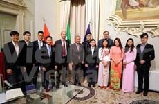 L'université italienne de Brescia souhaite accueillir plus d'étudiants vietnamiens