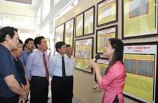Exposition sur Hoàng Sa et Truong Sa du Vietnam à Hung Yên et Hôi An