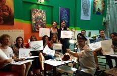 Dà Nang, un nouvel eldorado pour les peintres internationaux