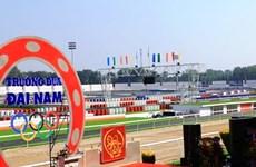 Le plus grand hippodrome du pays inauguré à Binh Duong