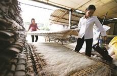 Les vermicelles de tolomane de Minh Hông
