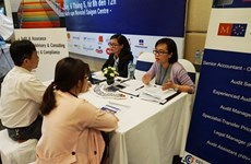 De nombreuses opportunités d'emploi au Salon du travail France - Vietnam 2017