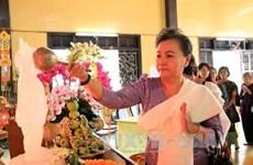 Diverses activités en l'honneur de l'anniversaire de la naissance du Bouddha