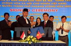 Vietnam et Indonésie intensifient la coopération décentralisée