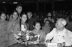 Hô Chi Minh et les valeurs culturelles de l'Occident