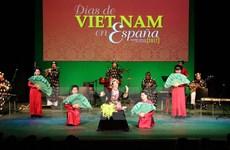 Ouverture de la Journée vietnamienne en Espagne 2017