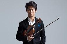 Deux artistes japonais au 21e concert Hennessy au Vietnam