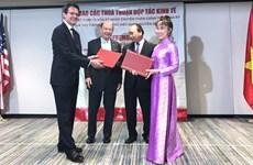 Vietjet signe des contrats de plus de 4,7 milliards d'USD avec des partenaires américains