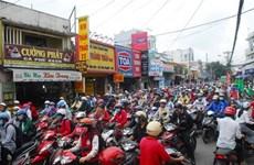 Hô Chi Minh-Ville veut se redonner de l'air