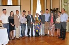 Congrès de l'Union générale des Vietnamiens en Belgique