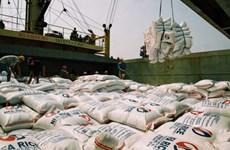 Plus de 2 millions de tonnes de riz exportés en cinq mois