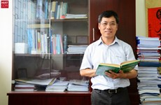Le premier scientifique vietnamien à recevoir le prix Nagomori