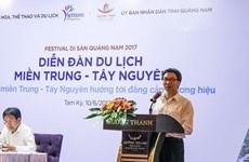 De la nécessité de créer un label du tourisme pour les provinces du Centre et du Tây Nguyên