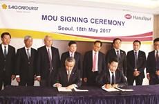 Vietnam - République de Corée : partenariat entre Saigontourist et Hanatour