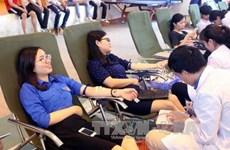 Le Vietnam, pays hôte de la Journée mondiale du donneur de sang 2017