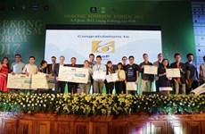 """Initiative """"Startup novatrice du tourisme du Mékong"""" : des Vietnamiennes primées"""