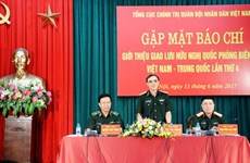 Lai Chau accueillera le 4e échange d'amitié de la défense frontalière Vietnam-Chine