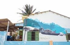 Tam Thanh, le village des fresques murales