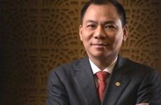 Pham Nhât Vuong en tête des plus grandes fortunes en bourse du Vietnam