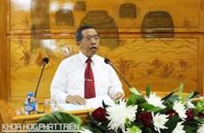 La 4ème session du Comité de coopération dans les sciences et les technologies Vietnam-Laos