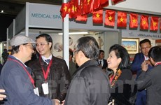 Le Vietnam à la foire commerciale internationale SAITEX-Afrique du Sud 2017