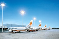 Jetstar Pacific exploite deux nouvelles lignes directes Hanoi-Osaka et Da Nang-Osaka