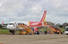 Inauguration de la ligne aérienne directe Can Tho-Bangkok