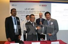 Le groupe allemand Bosch soutient la start-up innovante au Vietnam