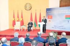 Vietnam et Biélorussie cherchent à renforcer leurs liens économiques