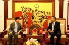 Vietnam - Singapour: renforcement de la coopération dans les transports