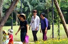 L'ambassadrice de Belgique au Vietnam en visite à Binh Thuân