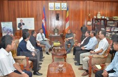 Le Cambodge apprécie la coopération entre les agences de presse vietnamiennes et cambodgiennes