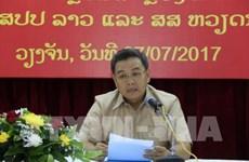 La communauté vietnamienne contribue à la préservation de la solidarité et de l'amitié Vietnam-Laos