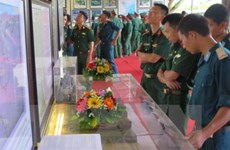Exposition de cartes et d'archives sur Hoàng Sa et Truong Sa du Vietnam