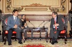 Education: Hô Chi Minh-Ville et la R. de Corée veulent accélérer leur coopération