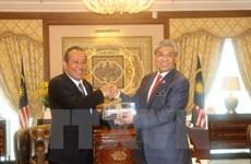 La Malaisie tient en haute estime ses relations avec le Vietnam
