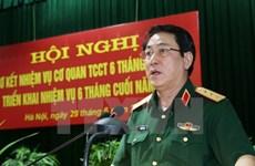 La coopération dans la défense est un pilier des relations Vietnam-Laos