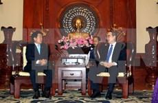 Pour la création d'un centre d'assistance de start-up sud-coréenne à Ho Chi Minh-Ville